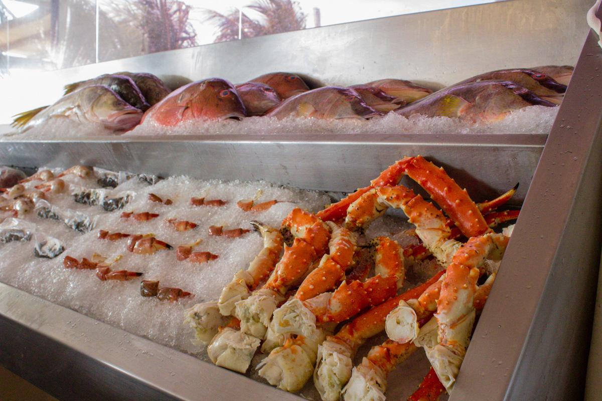 Isla Mujeres Galer 237 A De Fotos Fish Market Marbella